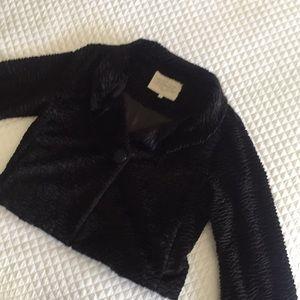 Dress crop jacket